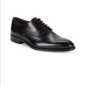 To Boot Nuovo Plain Toe black Oxfords Derby Sz 12